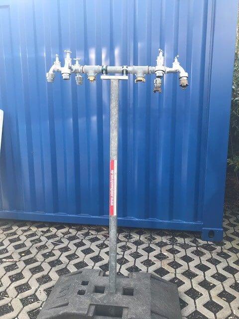 Trinkwasserverteiler (6-fach)