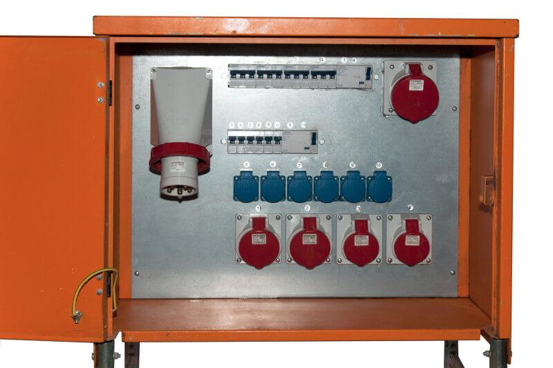 Kleinverteiler UVT 63