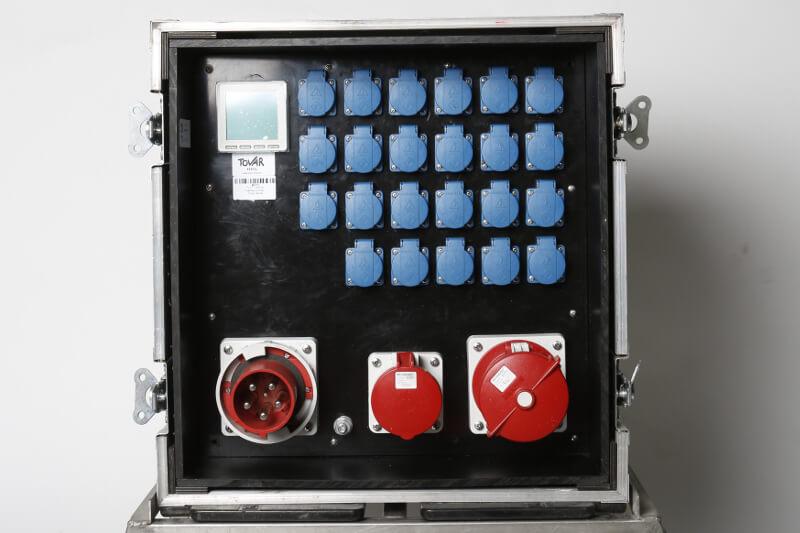 Flightcase Verteiler VT 125 SK