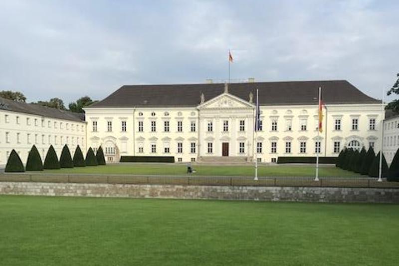 Referenz: Bundespräsidialamt, Berlin